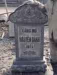 Bia mộ đá LM 01 - Trạm khắc bia mộ đá thủ công
