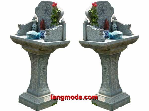 Cây hương đá LM 04 thờ thổ địa