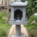 Cây hương đá LM 10 thờ mẫu cửu thần linh, cây hương bằng đá