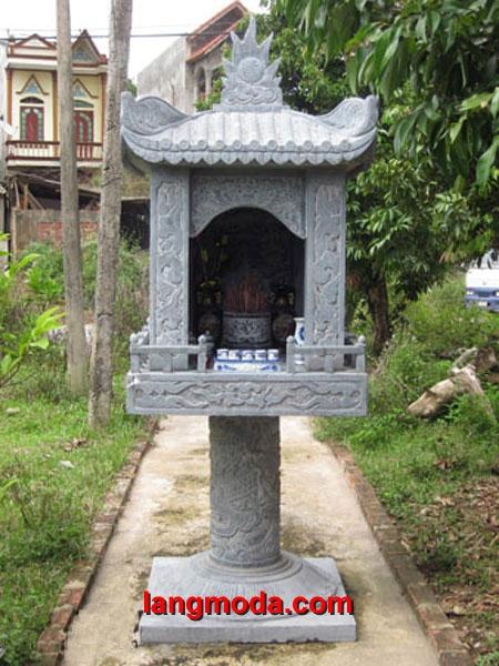 Cây hương đá LM 10 thờ mẫu cửu thần linh