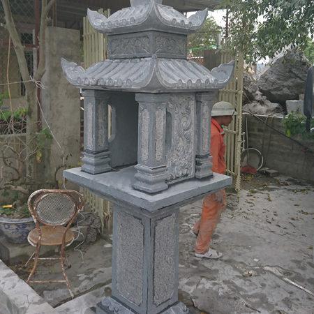 Cây hương đá LM 18 - Mẫu cây hương thờ ngoài trời đẹp