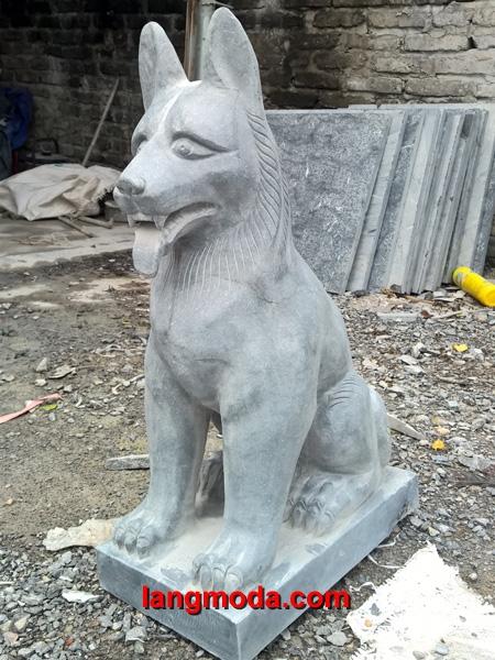 Chó đá LM 12 đẹp tự nhiên - mẫu chó đá đẹp