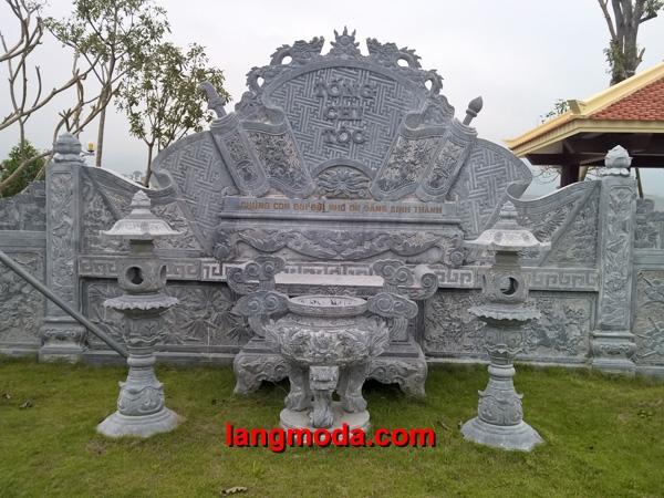 Cuốn thư đá LM 50 Ninh Bình