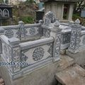 LM 37 Khuôn viên lăng mộ đẹp