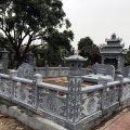 LM 43 Khuôn viên lăng mộ đẹp