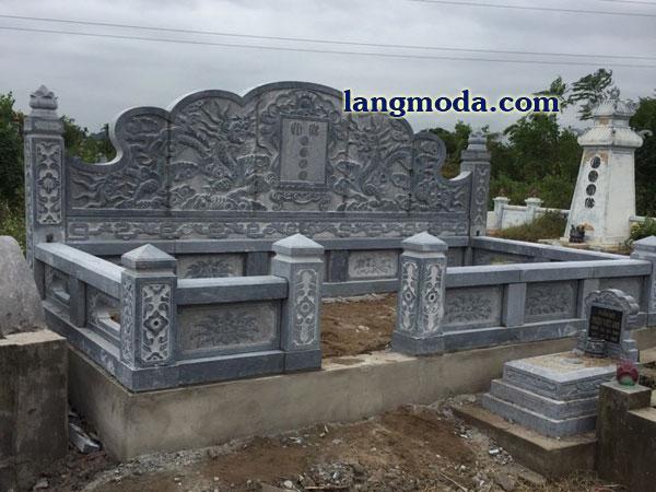 LM 46 Mẫu nghĩa trang dòng họ