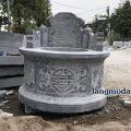 LM 50 Mẫu mộ tròn đẹp