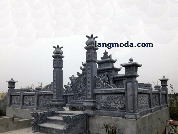 LM 50 Mẫu nghĩa trang dòng họ