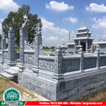 Mẫu nghĩa trang dòng họ LM 51