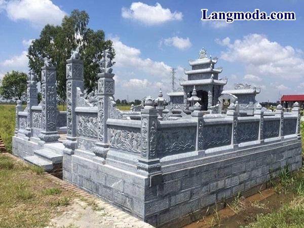 LM 51 Mẫu nghĩa trang dòng họ