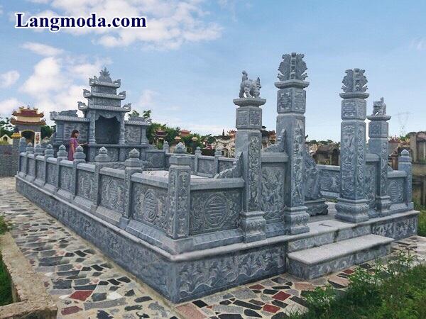 LM 53 Mẫu nghĩa trang dòng họ