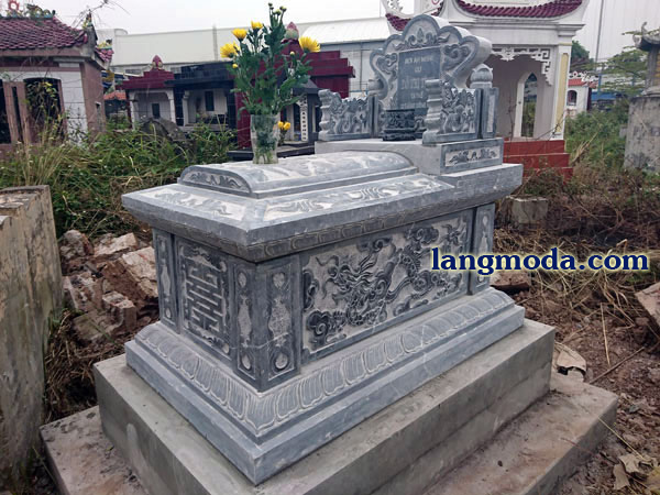LM 67 Mẫu mộ đẹp đơn giản