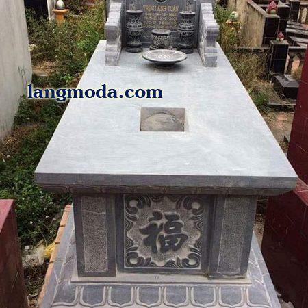 LM 70 Mẫu mộ đẹp đơn giản
