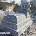 LM 79 Mẫu mộ đẹp đơn giản