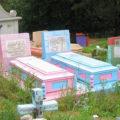 Mẫu lăng mộ xây LM 03