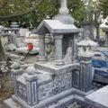Mộ công giáo đá LM 09