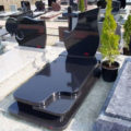 Mộ đá hoa cương granite LM 04