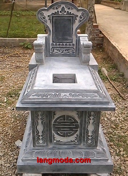 Mẫu mộ đơn giản LM 31