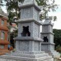 Mộ tháp đá LM 03