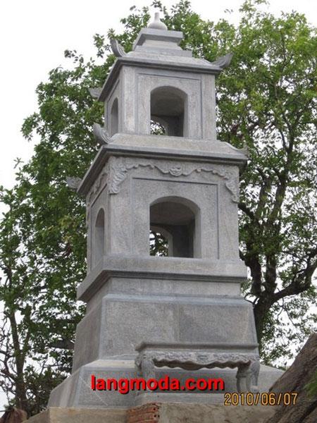 Mộ tháp đá LM 06