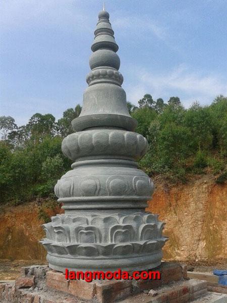 Mộ tháp đá LM 13