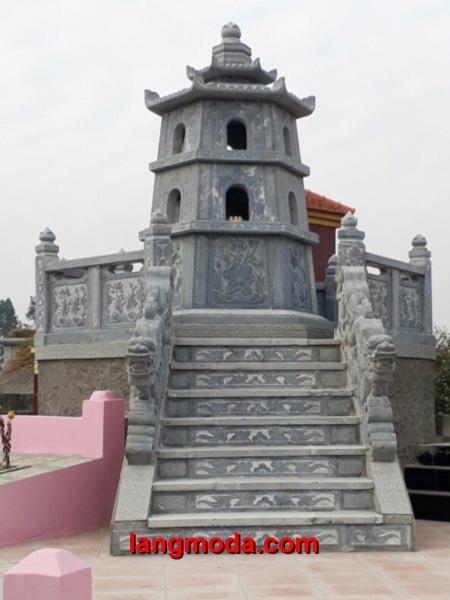 Mộ tháp đá LM 15