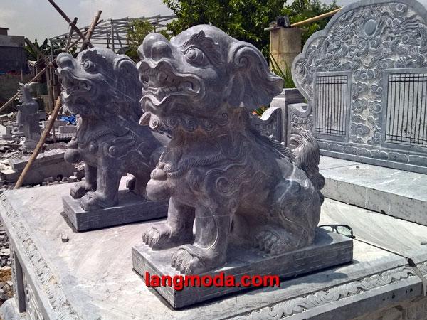 Nghê đá LM 15 - Mẫu nghệ Việt Nam - Giá nghê đá rẻ