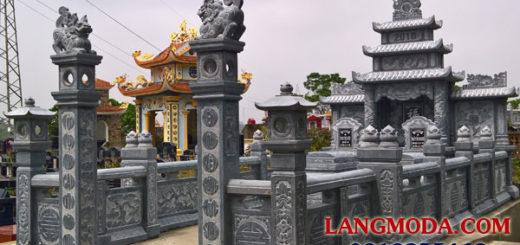 Phú Thọ, Phượng Lâu, Việt Trì - khu mộ gia đình 01