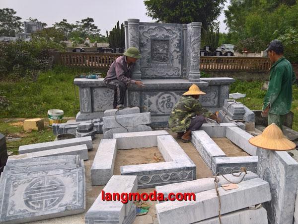 Phú Thọ, Phượng Lâu, Việt Trì - khu mộ gia đình 02