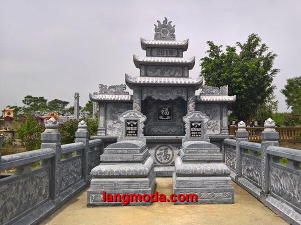 Phú Thọ, Phượng Lâu, Việt Trì - khu mộ gia đình 03