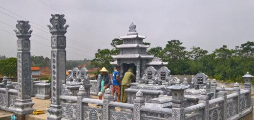 Phú Thọ Việt Trì - Khu lăng mộ đá 01