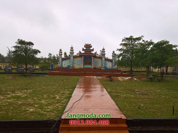 Quảng Bình - Khu lăng mộ Lệ Thủy 02