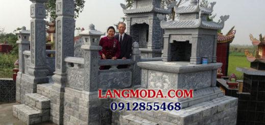Lăng mộ Kiến Xương Thái Bình 01