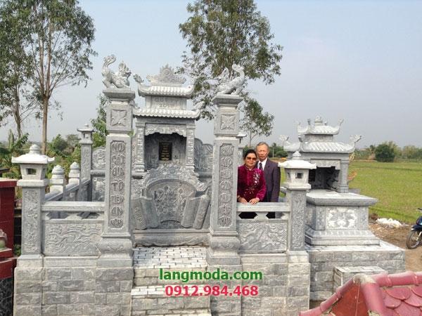 Lăng mộ Kiến Xương Thái Bình 02