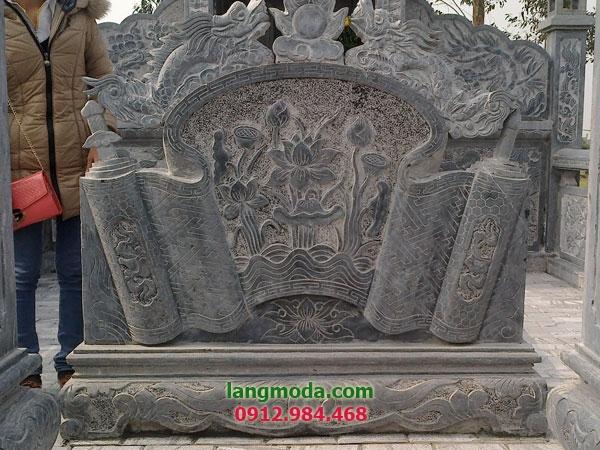 Lăng mộ Kiến Xương Thái Bình 04