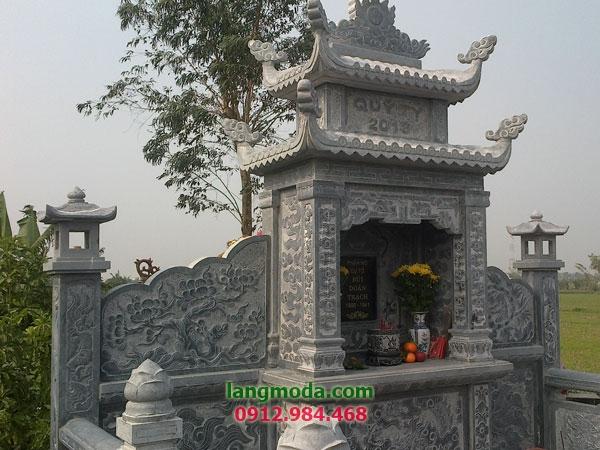 Lăng mộ Kiến Xương Thái Bình 05