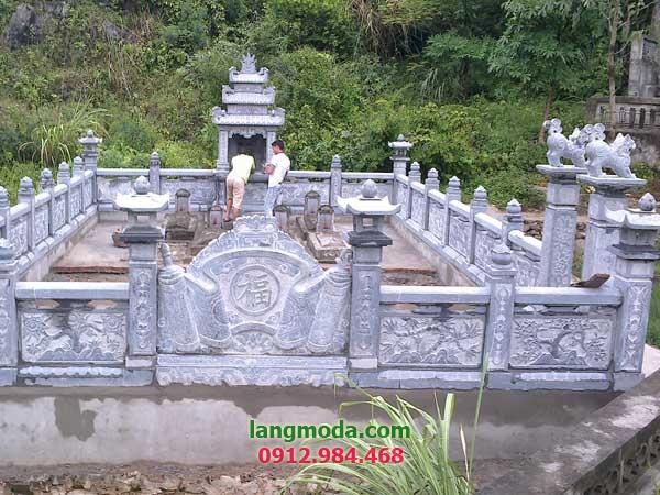 Lăng mộ Ninh Hòa Hoa Lư Ninh Bình 01
