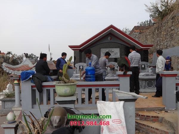 Mộ đá Hạ Long Quảng Ninh 02