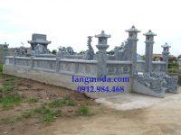 Ưu điểm của lăng mộ đá xanh khối Ninh Bình